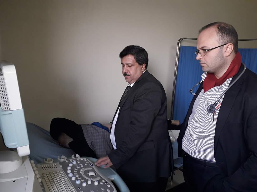 مشفى جراحة القلب الجامعي في دمشق تتألق من جديد