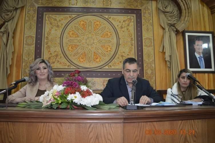 ( قداس الشوق ) في محافظة طرطوس
