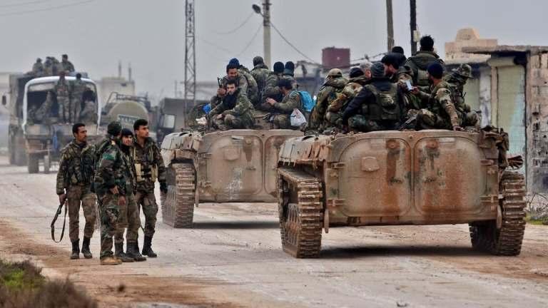 مصدر عسكري: الجيش يستعيد نقطة عسكرية في الغاب وجميع الأسماء التي يتم تداولها غير صحيحة