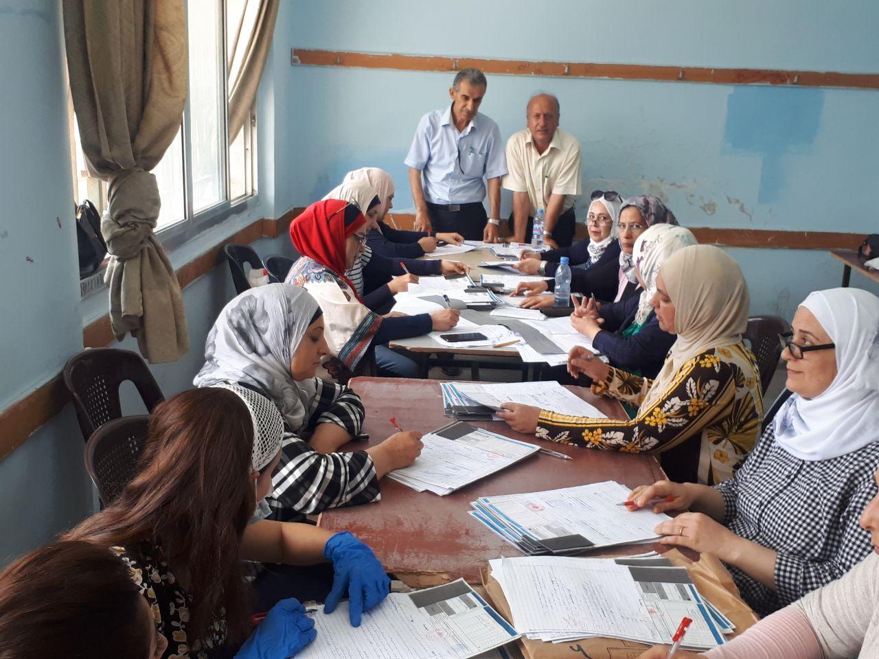 انجاز 60% من تصحيح الدفاتر الإمتحانية لمادة اللغة العربية في اللاذقية