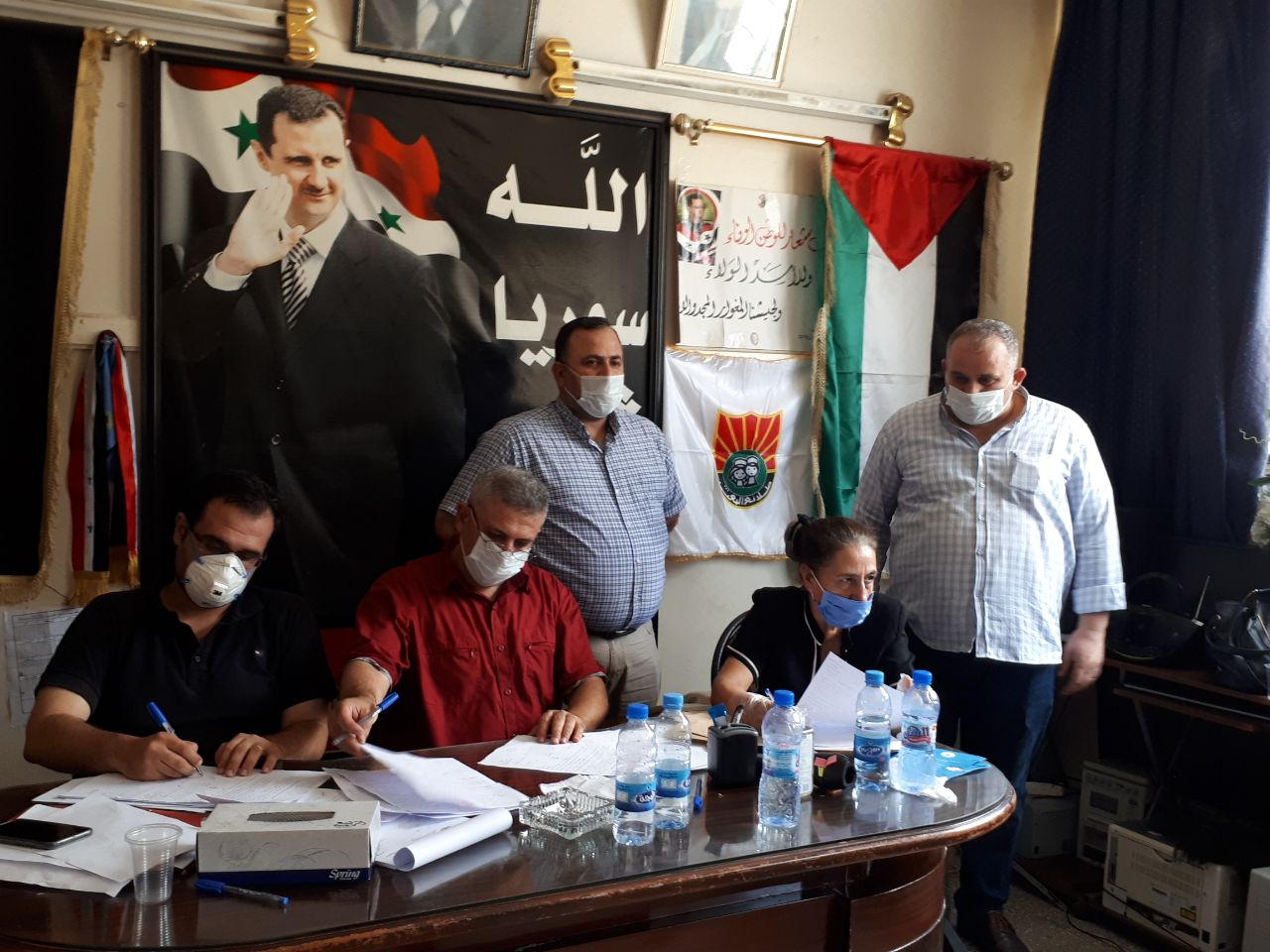 عمران ابو خليل : 6000متسابق للإختبار الشفهي لمسابقة وزارة التربية الفئة الأولى