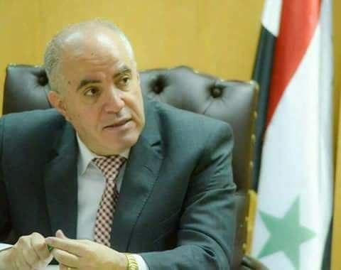 الوزير السابق عبد الله الغربي