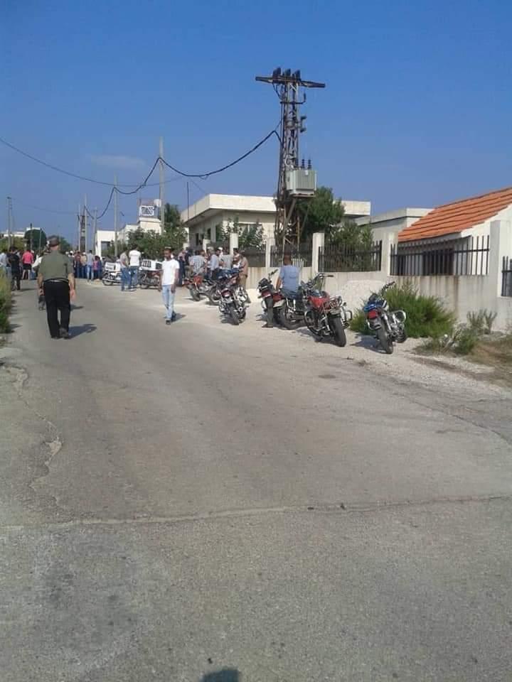 أهالي قرى ريف طرطوس يصرخون من العطش ومؤسسة المياه توضح