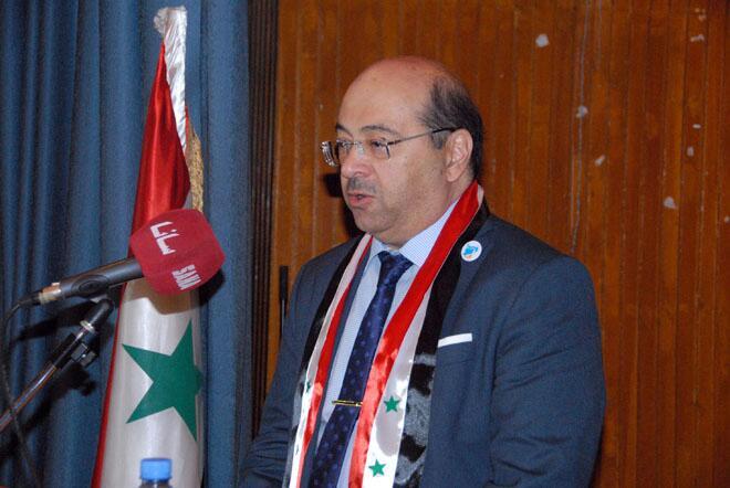 كاتب و صحفي كويتي : أعيش هاجس لقاء الرئيس العظيم الدكتور بشار الأسد