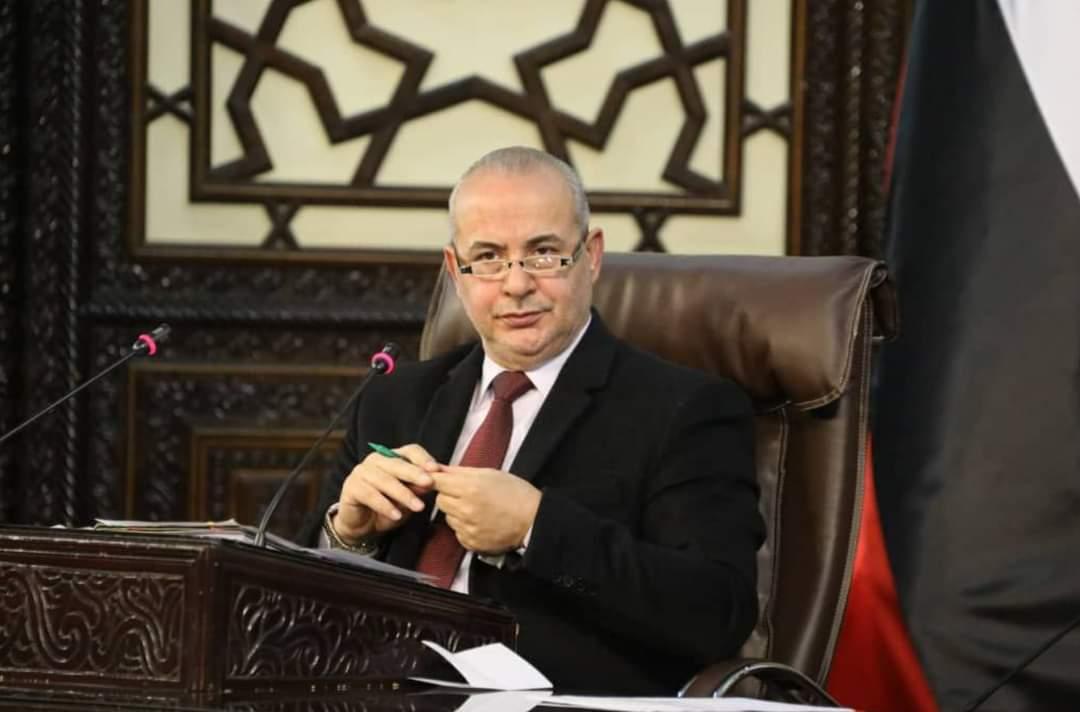 برلماني سوري... خالد العبود