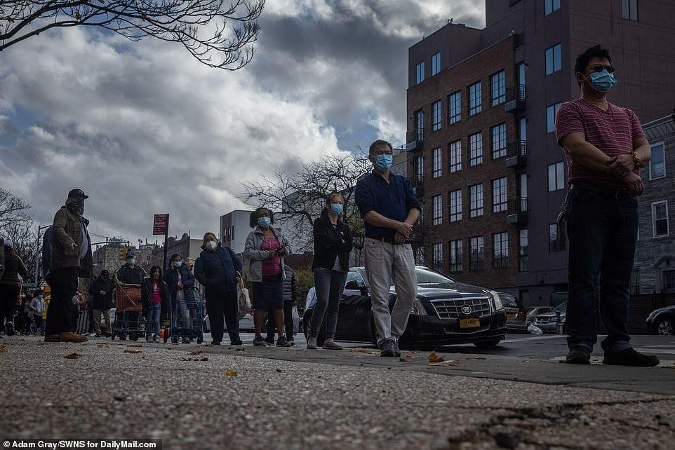 ملايين الإمريكيين يعانون من الجوع في عيد الشكر بنيويورك