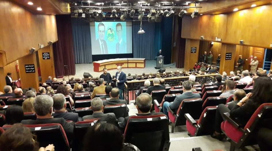 خمسون عاماً من العزة والكرامة والشرف في طرطوس