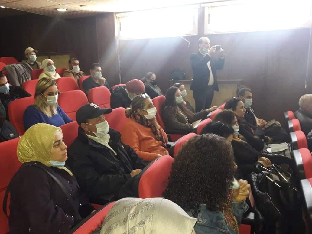 إفتتاح دورة تأهيل الراغبين بالترخيص لمهنة الدلالة السياحية