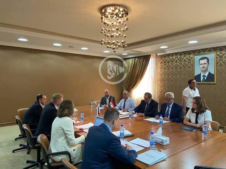 قريبا ً تصنيع لقاح سبوتنيك V في ريف دمشق بسورية