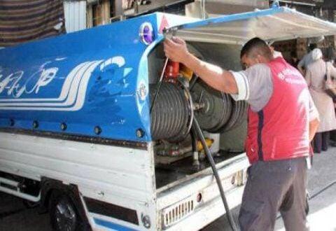وزارة التجارة الداخلية وحماية المستهلك تحدد سعر ليتر المازوت الصناعي ب1700 ليرة