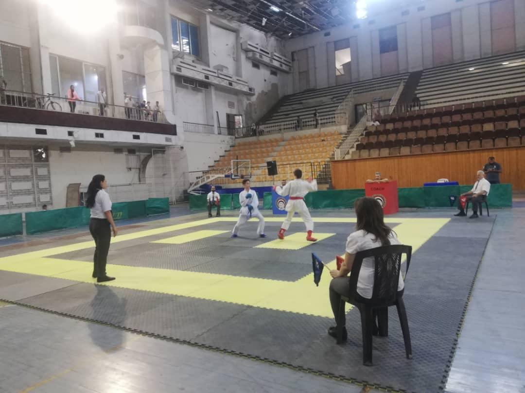 حلب تستضيف بطولة دوري الشباب الثاني للأندية بالكاراتيه