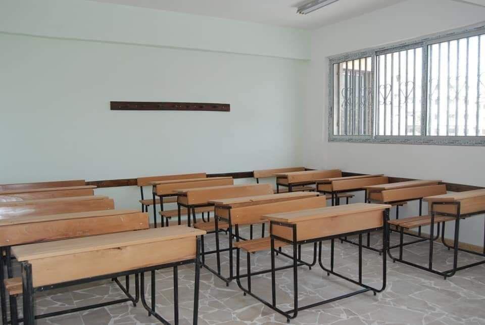 عمران أبو خليل يوضح عدم إمكانية إضافة شعبة صفية لمدرسة الكميت بليدي للمتفوقين